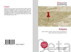 Bookcover of Caiçara