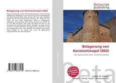 Bookcover of Belagerung von Konstantinopel (860)