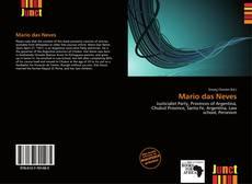 Mario das Neves kitap kapağı