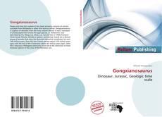 Gongxianosaurus kitap kapağı