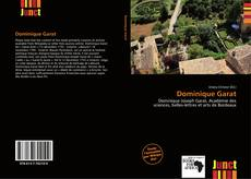 Couverture de Dominique Garat