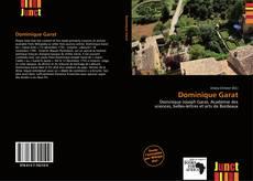Capa do livro de Dominique Garat