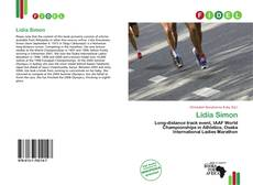 Bookcover of Lidia Simon