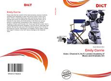 Bookcover of Emily Corrie