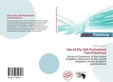 Portada del libro de Isle of Ely (UK Parliament Constituency)