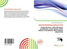 Bookcover of David Halliday (physicist)