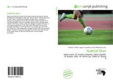 Bookcover of Gabriel Stan