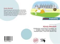 Károly Weichelt kitap kapağı