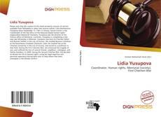 Lidia Yusupova kitap kapağı