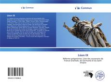Bookcover of Léon IX