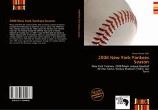 2008 New York Yankees Season kitap kapağı