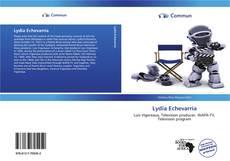 Buchcover von Lydia Echevarría