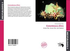 Bookcover of Colombiana (film)