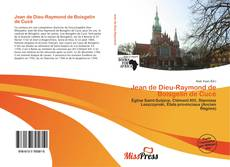 Couverture de Jean de Dieu-Raymond de Boisgelin de Cucé