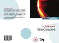 Couverture de Luciano Amaral