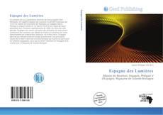 Bookcover of Espagne des Lumières