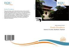 Bookcover of Esala Perahera