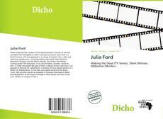 Обложка Julia Ford