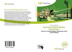 Couverture de Current United States Governors