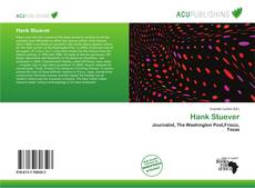Обложка Hank Stuever