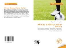 Ahmad Shahrul Azhar Sofian的封面