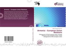 Portada del libro de Armenia – European Union Relations
