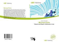 Capa do livro de Michael Peña