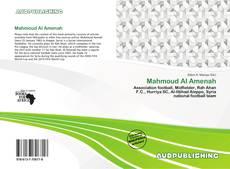 Bookcover of Mahmoud Al Amenah