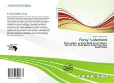 Bookcover of Forby Sutherland