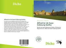 Capa do livro de Alfred Ier de Saxe-Cobourg-Gotha