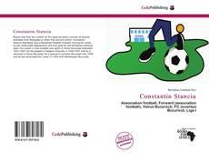 Bookcover of Constantin Stanciu