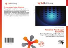 Bookcover of Armenia–Azerbaijan Relations