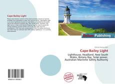 Обложка Cape Bailey Light