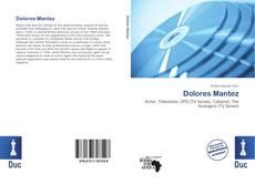 Borítókép a  Dolores Mantez - hoz