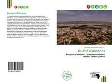 Обложка Duché d'Athènes