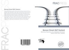 Buchcover von Benson Street (NJT Station)