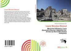 Portada del libro de Louis Nicolas Davout
