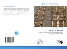 Gallitzin Tunnel的封面
