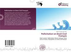 Couverture de Pollicitation en Droit Civil Français
