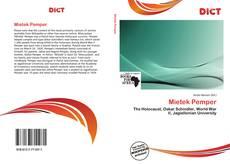 Mietek Pemper kitap kapağı