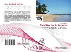 Baird Bay, South Australia kitap kapağı
