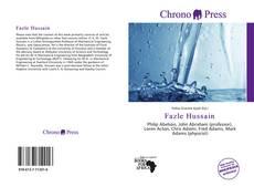 Bookcover of Fazle Hussain