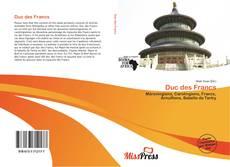 Duc des Francs的封面