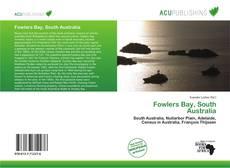Capa do livro de Fowlers Bay, South Australia