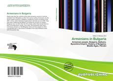 Armenians in Bulgaria kitap kapağı