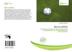 Marius Bâtfoi kitap kapağı