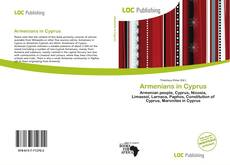 Bookcover of Armenians in Cyprus