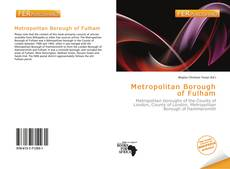 Bookcover of Metropolitan Borough of Fulham
