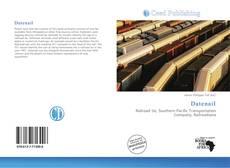 Datenail kitap kapağı