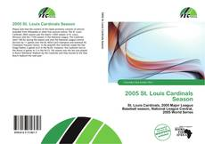 Couverture de 2005 St. Louis Cardinals Season